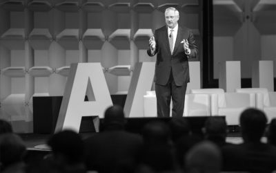 David Byers Keynotes AALU Annual Meeting